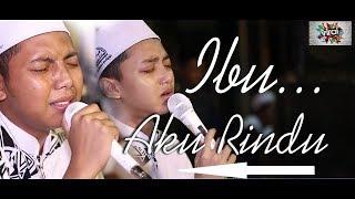 VIRAL !! Gus Azmi Menangis menyanyikan lagu Rindu ibu - Syubbanul muslimin