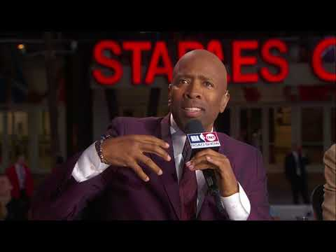 Inside The NBA: The crew talks about Shaq & Kobe Bryant 1 on 1 sit down | Feb 15, 2018