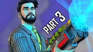 Tales From The Borderlands Walkthrough Part 3 - Catch a Ride (PS4 Gameplay Commentary)