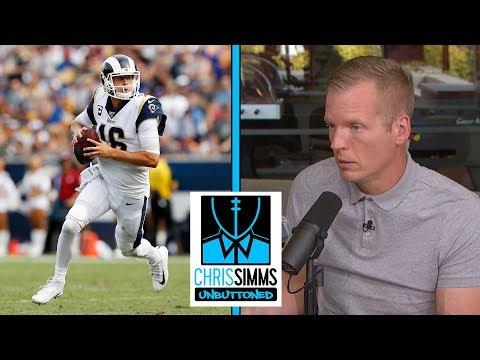 Game Review: Saints vs. Rams, NFL Week 2 | Chris Simms Unbuttoned | NBC Sports