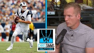 Game Review: Saints vs. Rams, NFL Week 2 | Chris Simms Unbuttoned | NBC Sports