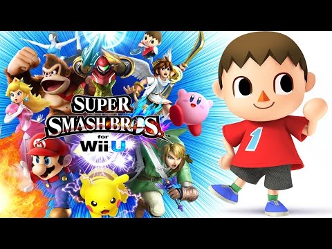 2:00 a.m. (Animal Crossing) - Super Smash Bros. Wii U