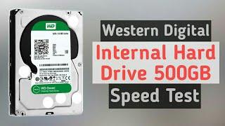 Western Digital Green 500GB Internal 3.5