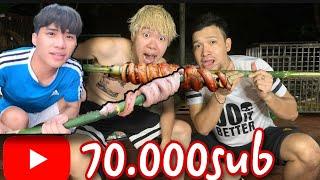 Nhất KT Ăn Mừng Kênh Youtube 70.000 Người Đăng Kí