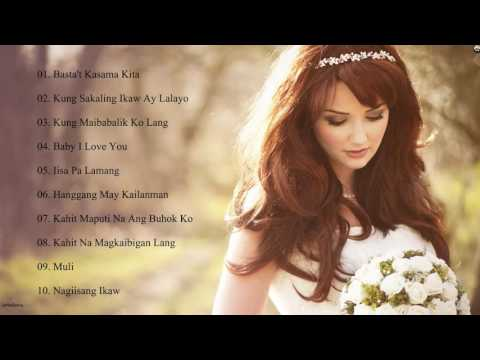 OPM Love Songs 2016 || Top 10 OPM  Tagalog || OPM Playlist