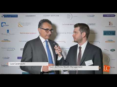 Luca Caramaschi - Financecommunity Awards 2017 by financecommunity.it