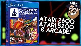 Atari Flashback Classics Vol. 3 - Games Worth Playing