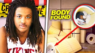 The Basketball Kid Found Dead In A Gymnasium