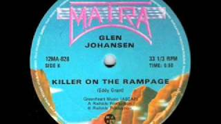 Glen Johansen - Killer on the rampage