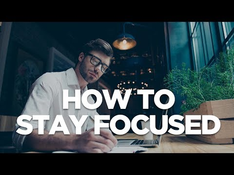How to Stay Focused: Cardone Zone LIVE