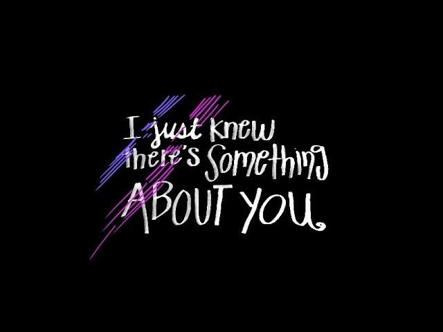 You Just Knew There Had To Be Something >> Me Nd Adam Something About You Lyrics Genius Lyrics