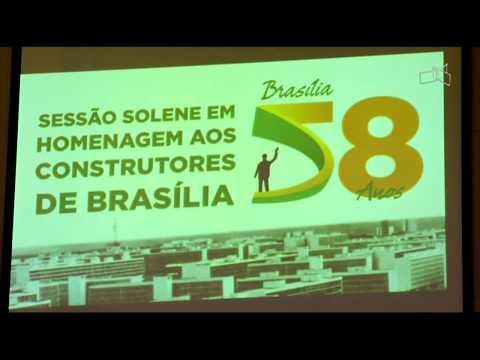 Exposição celebra 15 brasileiros fundamentais para a construção de Brasília