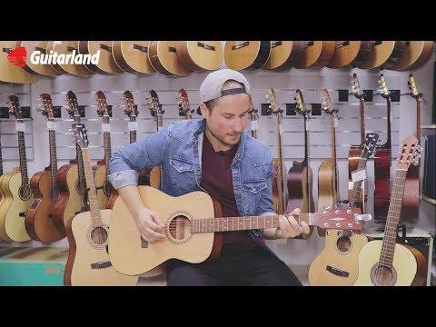 Акустическая гитара Cort AF505 │ Обзор