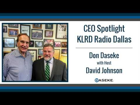 Don Daseke Joins KLRD Radio Dallas For CEO Spotlight