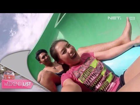 Weekend List - Seru-seruan Bareng Shinta dan Marsya di Waterbom Pantai Indah Kapuk, Jakarta