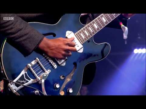Gary Clark Jr  Next Door Neighbor Blues  At Glastonbury 2016 Full HD