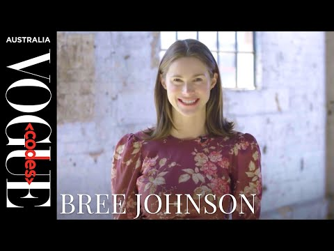 Bree Johnson Backstage Interview At Vogue Codes 2019 In Sydney | Vogue Codes | Vogue Australia