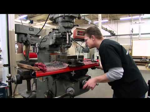 CNC Machinist and CNC Manufacturing Technology
