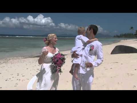 Steven and Jane's Wedding - Hilton Labriz, Silhouette, Seychelles 2015