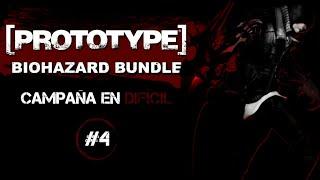 [PROTOTYPE] Biohazard Bundle || Campaña en Difícil #4 || CrashStone 2156