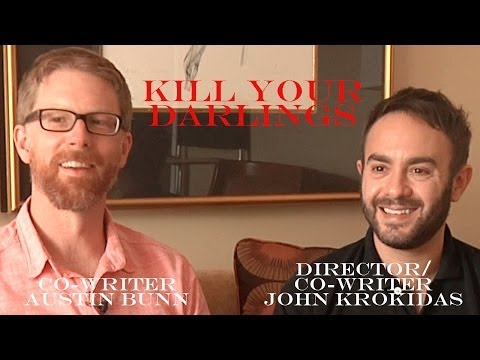 DP30: KIll Your Darlings with directorcowriter John Krokidas, cowriter Austin Bunn