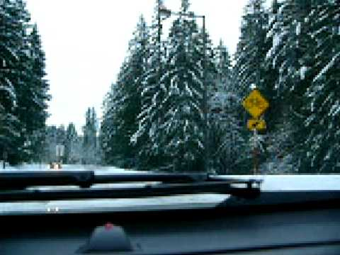 Evergreen Parkway Commute 12-23-08