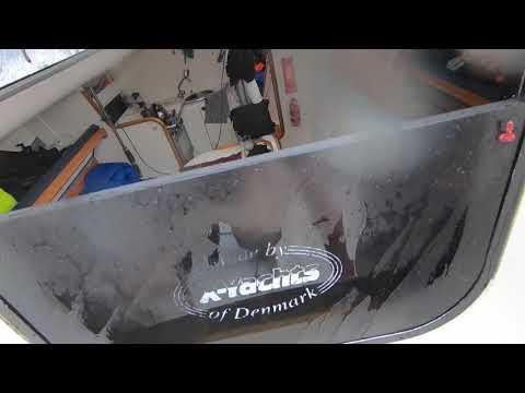 Xena ISL 2598 Viking Offshore Race July 2018