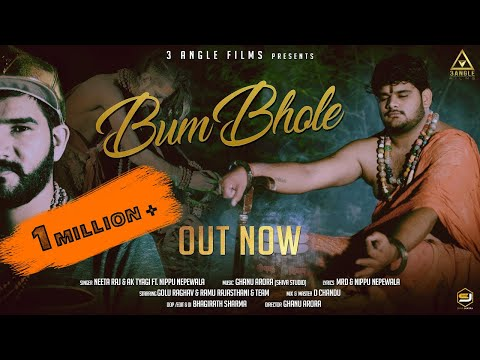 Bum Bhole I Bam Bam Bholey I Nippu Nepewala ,Nita Raj I Latest Bhajans 2018 I 3 Angle Films