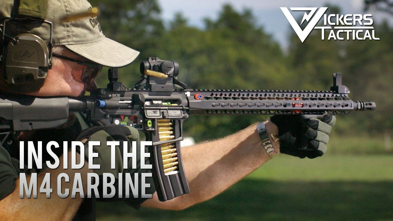 inside the m4 carbine 4k uhd youtube