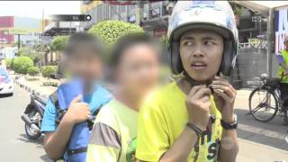 86 Penertiban Pelanggar Lalu Lintas di Jakarta - Bripda Ricca