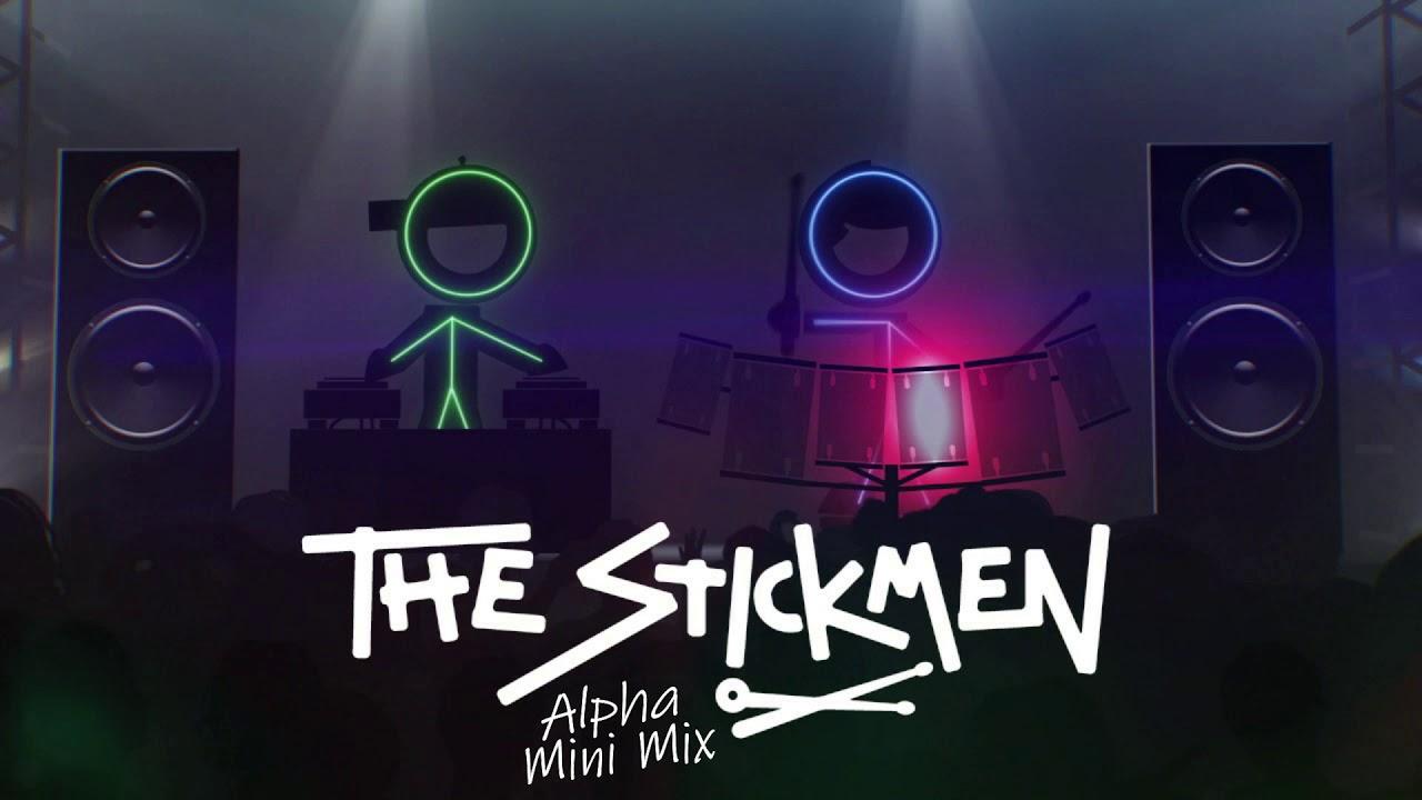 Download The Stickmen Alpha Mini Mix | Best of Stickmen Mashups, Edits & Remixes | 2019