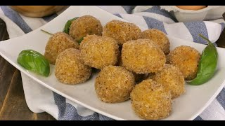 Fried lentil balls: easy to make but full of flavor!