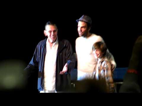 Uniting All 3 Spocks Onstage @ Star Trek Vegas 2009 Convention