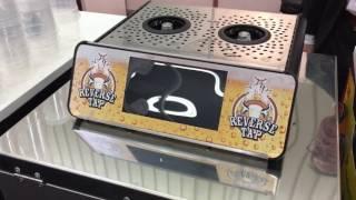 Reverse tap -  русский обзор. наливаем пиво через дно стакана.(Reverse tap- устройство для розлива пива через дно стакана. Быстрый позлив пива., 2016-11-14T11:44:10.000Z)