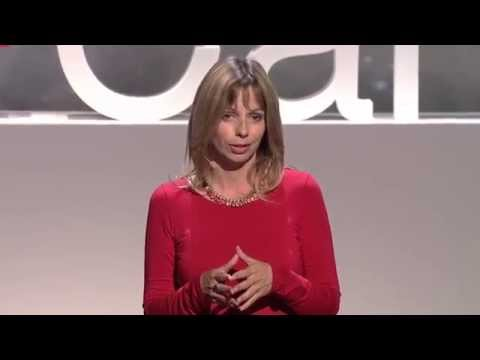 Happiness is a question of choice: Sandra Meunier at TEDxCannes