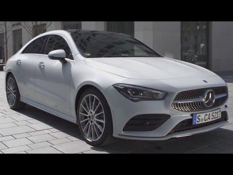 2020 Mercedes CLA (220 & 250) - Exterior, Interior ...