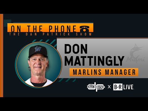 Marlins Manager Don Mattingly Talks Astros Scandal & More W/ Dan Patrick | Full Interview | 2/21/20