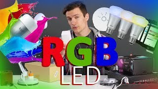 Philips HUE vs. Xiaomi Yeelight - покупки RGB LED на eBay