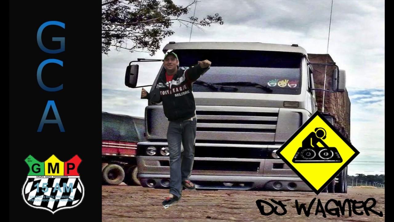 cd dj wagner caminhoneiro