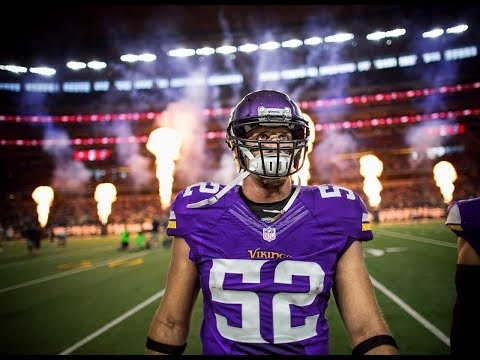 "Chad Greenway Tribute || ""Vikings Legend"" ᴴᴰ 