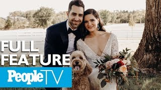 Inside 'The Bold Type' Star Katie Stevens & Paul DiGiovanni's Perfect Wedding Day (FULL) | PeopleTV