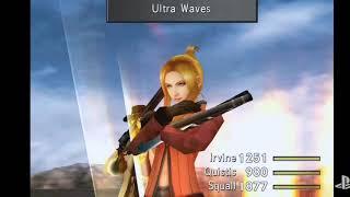 Final Fantasy VIII Ps1 vs Ps4