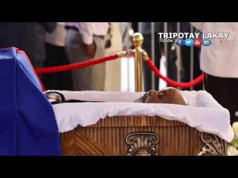 Rezilta Otopsi Prezidan Preval la - Liliane: Se pa Pwazon ki touye l