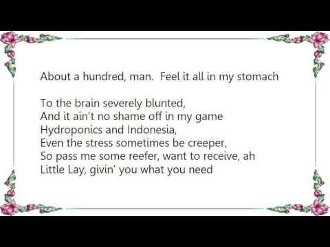 Bone Thugs-N-Harmony - P.O.D Lyrics
