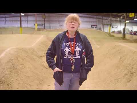 BMX Racing League interviews Jackie Altizer of Steel Wheels BMX