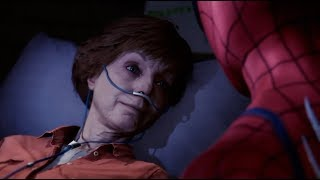 Spider Man Ps4 - Aunt May Knows The Real Identity Of Spider Man