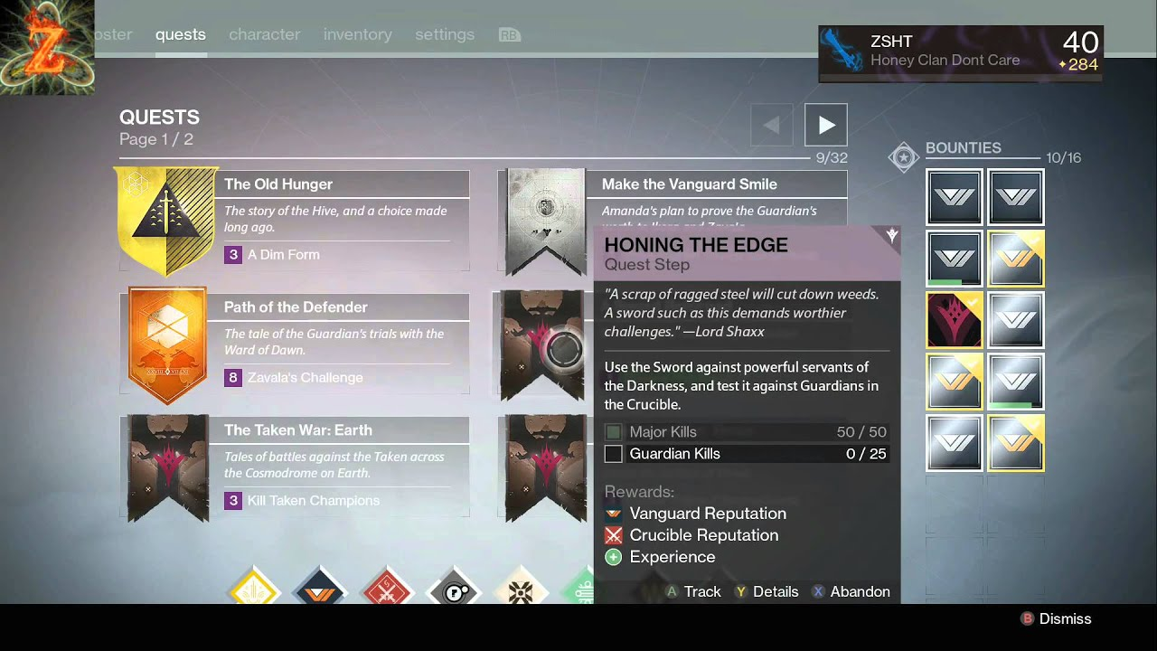 Destiny: Why Can't I Do The Sleeper Simulant Quest? - YouTube