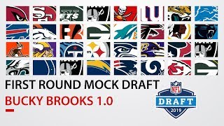 Full 1st Round 2019 Mock Draft: Bucky Brooks 1.0