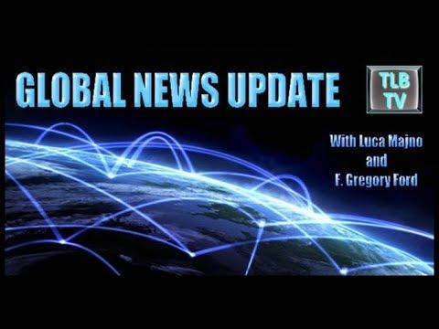 TLBTV: GLOBAL NEWS UPDATE - Geoengineering Harvey, BP Dead Zone & More