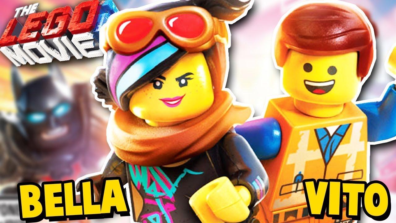 Zaczynamy Przygodę Lego Przygoda 2 Vito I Bella Youtube